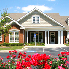 senior living macon, retirement living macon, gables at wolf creek